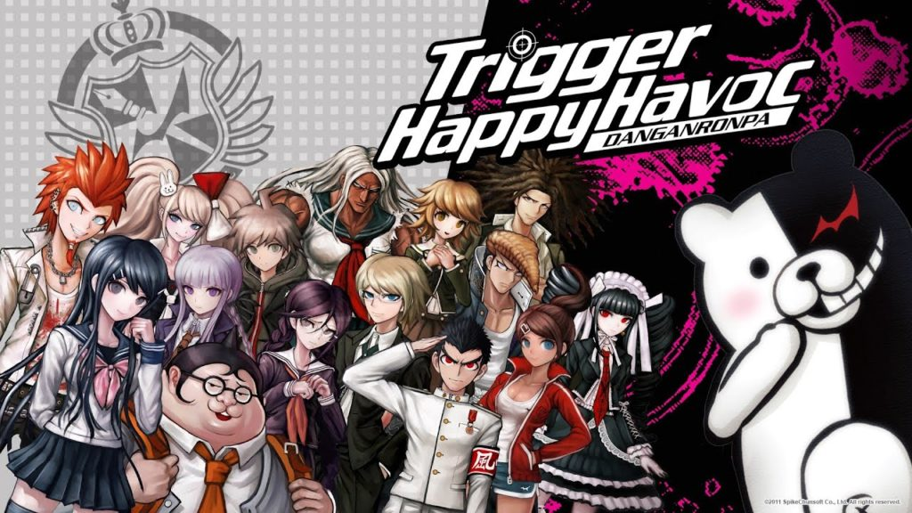 Danganronpa Cast