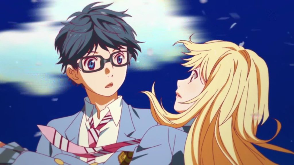 Your Lie in April OP