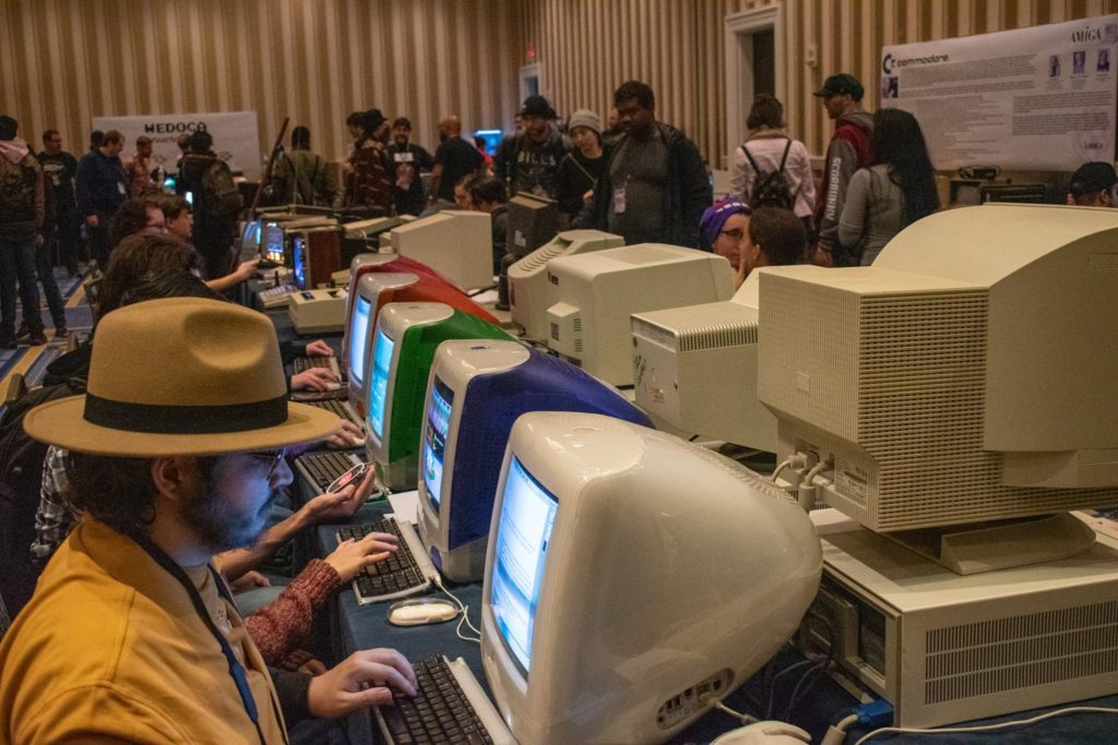MAGFest computer museum