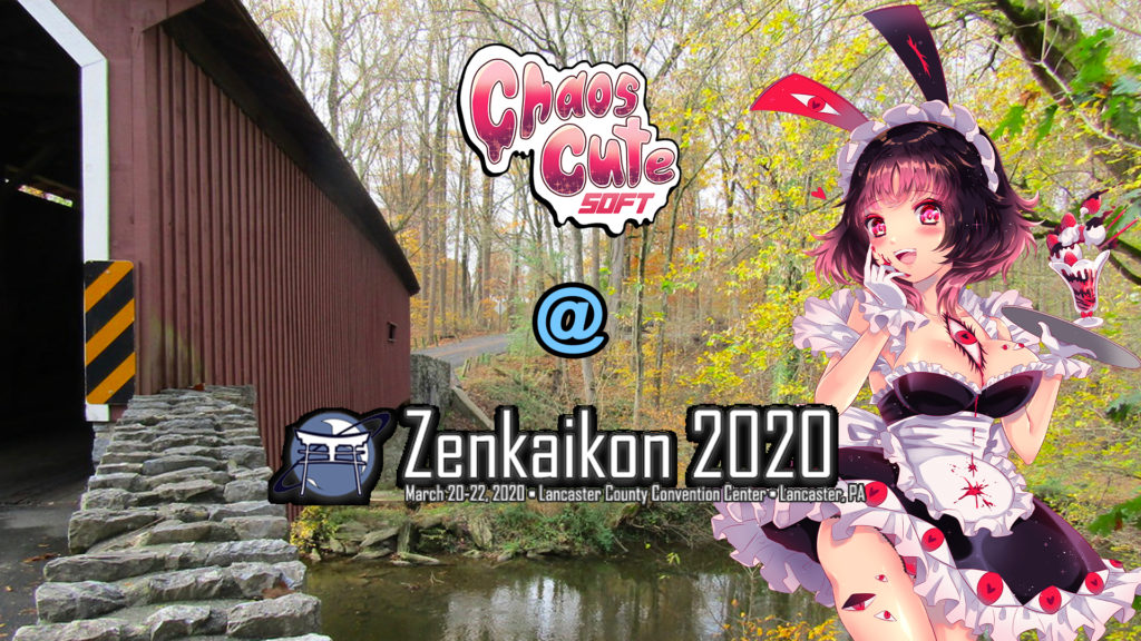 Another convention , Zenkaikon